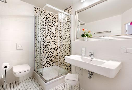 柏林阿科酒店 - 柏林 - 浴室