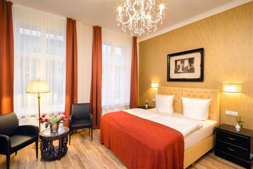 柏林阿科酒店 - 柏林 - 睡房