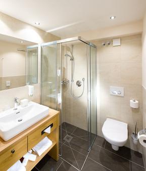 匹尔玛哥特酒店 - 斯拉德明 - 浴室