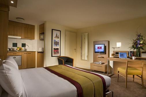 伦敦巴比肯馨乐庭酒店 - 伦敦 - 睡房
