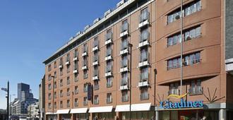 伦敦馨乐庭巴比肯服务公寓 - 伦敦 - 建筑