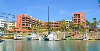 Hotel Coral And Marina - 恩塞纳达 - 户外景观