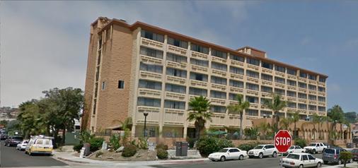 领事馆酒店机场/海洋世界/圣地亚哥地区 - 圣地亚哥 - 建筑