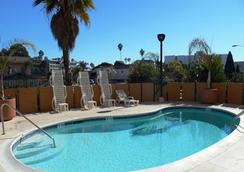 领事馆酒店机场/海洋世界/圣地亚哥地区 - 圣地亚哥 - 游泳池