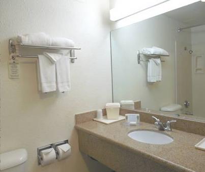 领事馆酒店机场/海洋世界/圣地亚哥地区 - 圣地亚哥 - 浴室