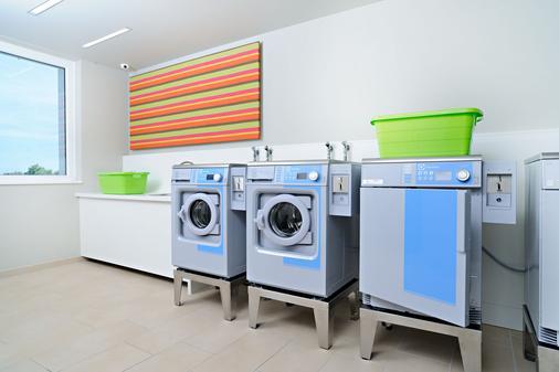 慕尼黑哈利之家公寓酒店 - 慕尼黑 - 洗衣设备
