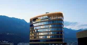 因斯布鲁克德勒尔酒店 - 因斯布鲁克 - 建筑