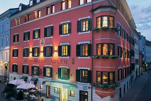 因斯布鲁克施瓦泽阿德勒酒店 - 因斯布鲁克 - 建筑