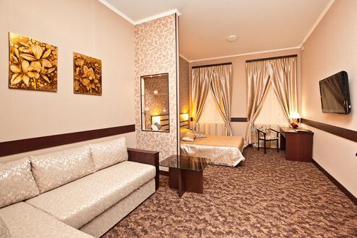 克拉希克酒店 - 哈尔科夫 - 客厅