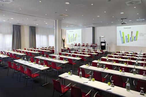 卢森堡莱嘎尔高级酒店 - 卢森堡 - 会议室