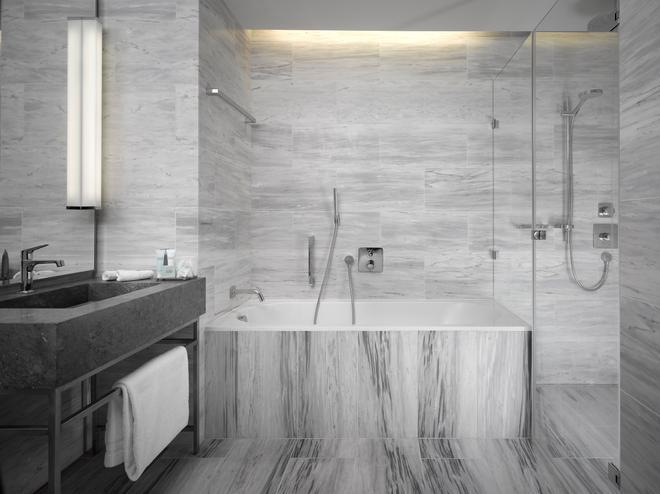 布拉格徽章酒店 - 布拉格 - 浴室
