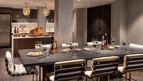 华盛顿特区杜邦环岛万丽酒店 - 华盛顿 - 餐馆