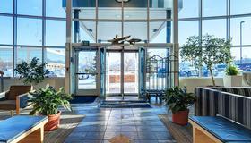 戴蒙德中心酒店 - 安克雷奇 - 酒店入口