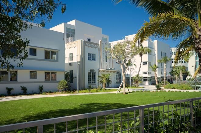 华盛顿公园南海滩酒店 - 迈阿密海滩 - 建筑