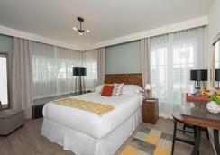 华盛顿公园南海滩酒店 - 迈阿密海滩 - 睡房