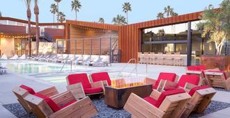 阿莱夫酒店 - 棕榈泉 - 游泳池