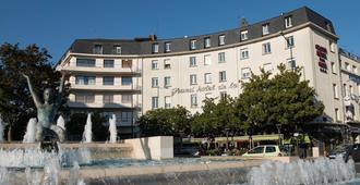 格兰德酒店 - 昂热 - 建筑