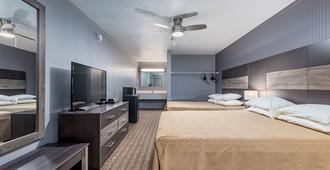 弗朗西斯斯科特家庭度假酒店 - 大洋城 - 睡房