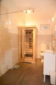 黑伦霍夫酒店 - 吕贝克 - 浴室
