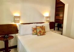 波图酒店 - 莫罗圣保罗 - 睡房