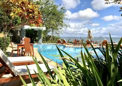 波图酒店 - 莫罗圣保罗 - 游泳池