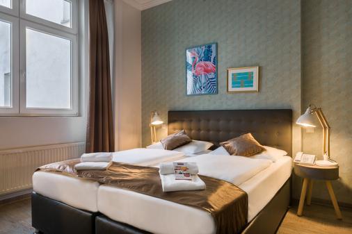 维也纳议会酒店 - 维也纳 - 睡房
