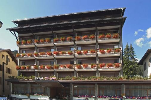 米拉诺酒店 - Madonna di Campiglio - 建筑