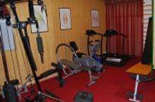 米拉诺酒店 - Madonna di Campiglio - 健身房