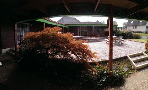瑞莱斯波姆之家3号酒店 - 巴约 - 户外景观