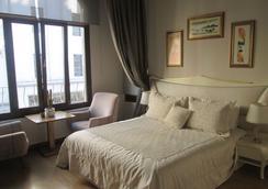 瑞丽普帕夏公寓酒店 - 伊斯坦布尔 - 睡房