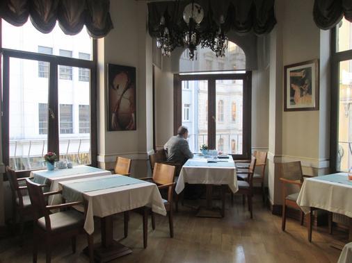 瑞丽普帕夏公寓酒店 - 伊斯坦布尔 - 餐厅