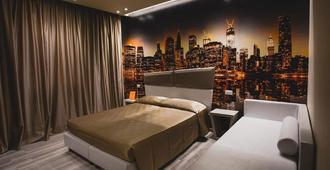 菲尔拉康体Spa酒店 - 博洛尼亚 - 睡房