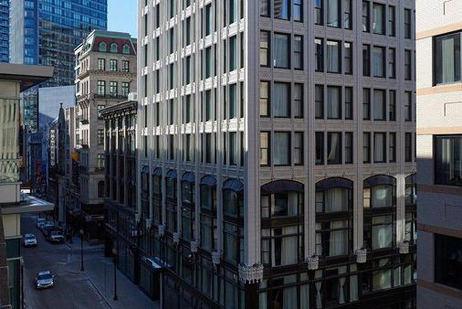 戈弗雷波士顿酒店 - 波士顿 - 建筑