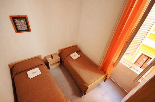 您好床和早餐 - 罗马 - 睡房