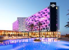伊比沙硬石酒店 - 普拉亚登博萨 - 建筑