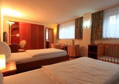 菲尔特阿尔兹塔德酒店 - 菲尔特 (巴伐利亚) - 睡房