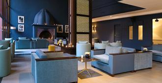肯兹玫瑰园酒店 - 马拉喀什 - 休息厅