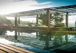 圣特雷莎RJ美憬阁索菲特酒店 - 里约热内卢 - 游泳池