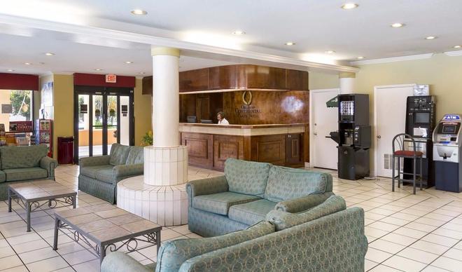 奥兰多蒙雷阿莱国际大道索诺酒店 - 奥兰多 - 大厅