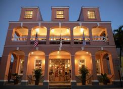 康伯尼豪斯酒店 - 圣克罗伊 - 建筑