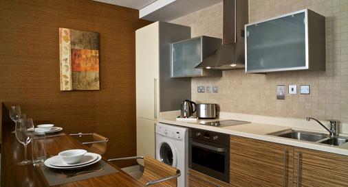 多哈辉盛国际公寓 - 多哈 - 餐厅