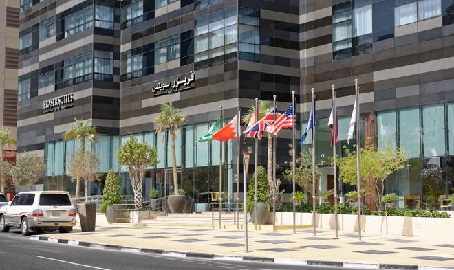 多哈辉盛阁国际公寓 - 多哈 - 建筑