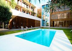 圣克鲁兹学校酒店 - 圣克鲁斯-德特内里费 - 游泳池
