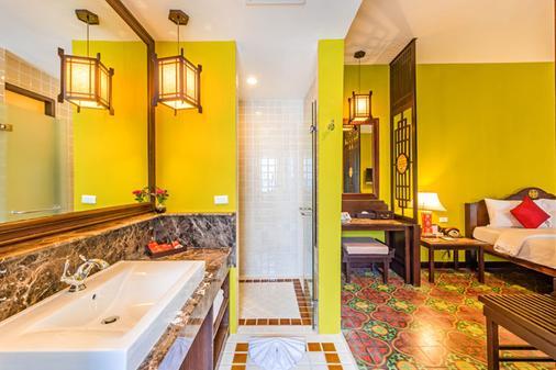 段哥吉特温泉渡假酒店 - 芭东 - 浴室