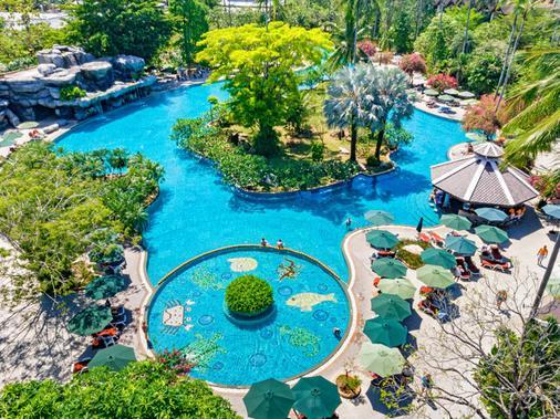 段哥吉特温泉度假酒店 - 芭东 - 游泳池