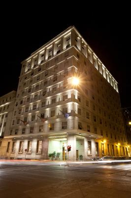 罗马贝托嘉地中海酒店 - 罗马 - 建筑