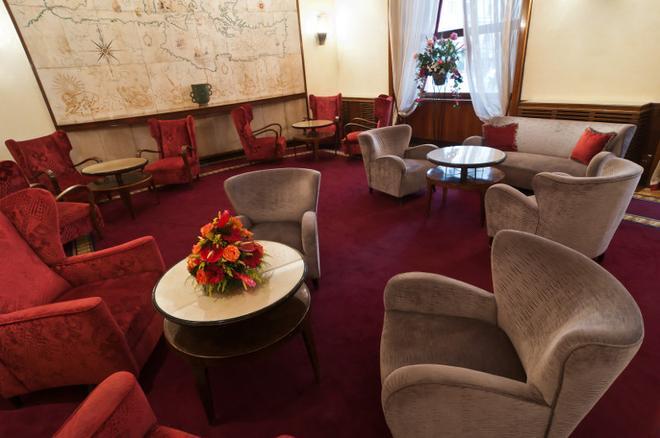 罗马贝托嘉地中海酒店 - 罗马 - 休息厅