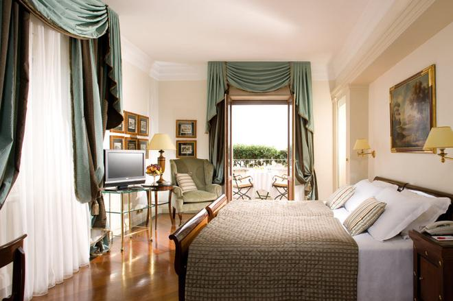 罗马贝托嘉地中海酒店 - 罗马 - 睡房