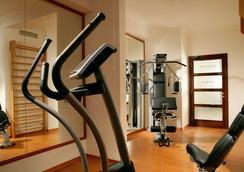 罗马贝托嘉地中海酒店 - 罗马 - 健身房