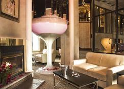珀可诺宫度假酒店 - 东斯特劳兹堡 - 客厅
